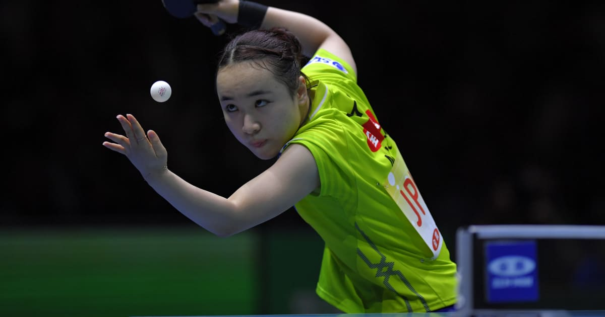 Ito Mima: The biggest threat to Chinese table tennis dominance