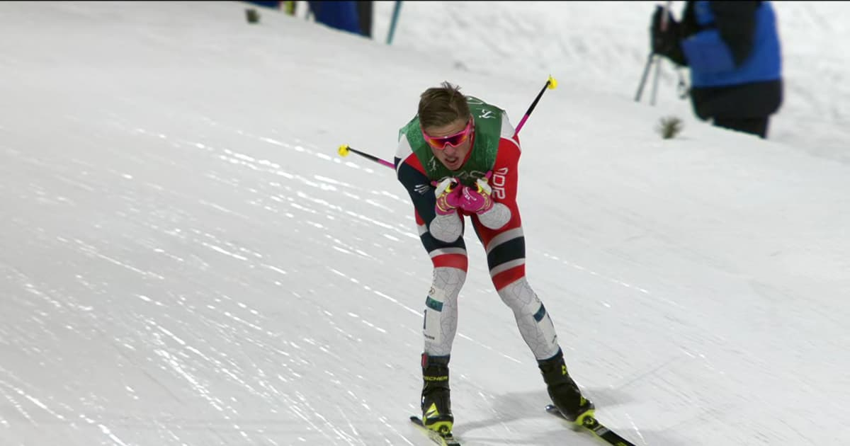 2018年平昌オリンピックのクロスカントリースキー競技