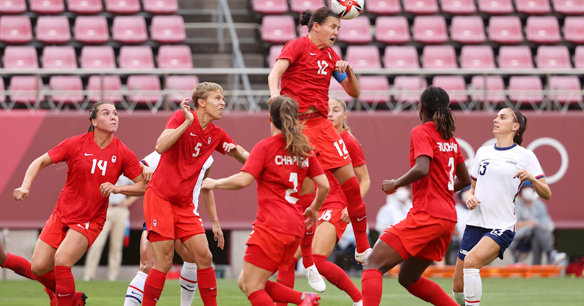 Tokyo 2020: Sweden, Canada eye first Olympic gold in women's football - watch live in India