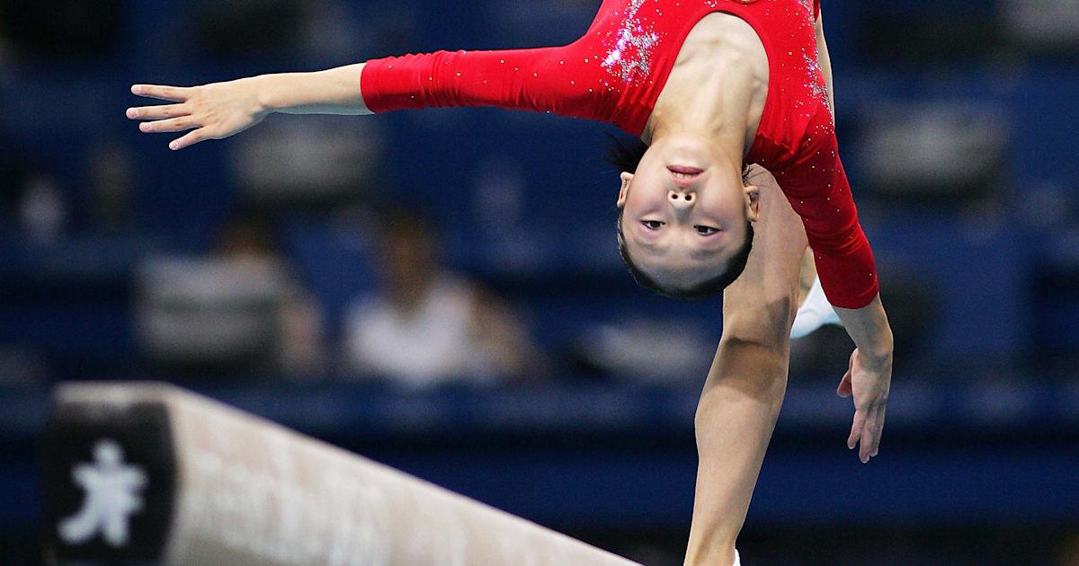 тост картинки о женской спортивной гимнастике используют как репортажный