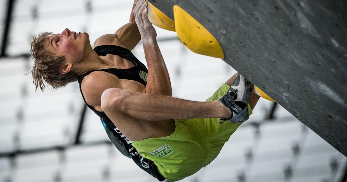 Sport Climbing - News, Athletes, Highlights & More
