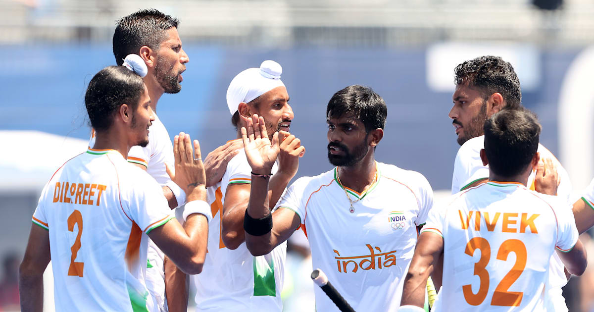 Tokyo Olympics: Indian men's hockey team takes on Spain in third Pool match - watch live
