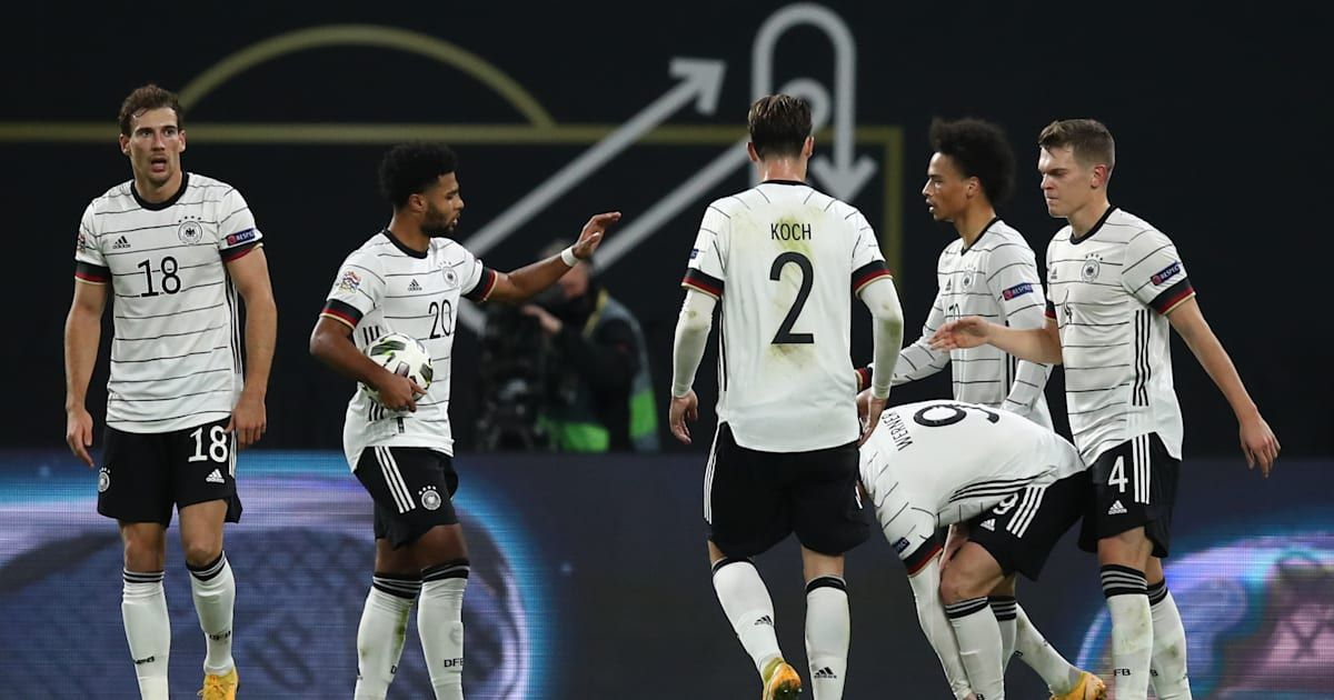 UEFA Nations League: Spain, Germany face off in clash of champions - watch live