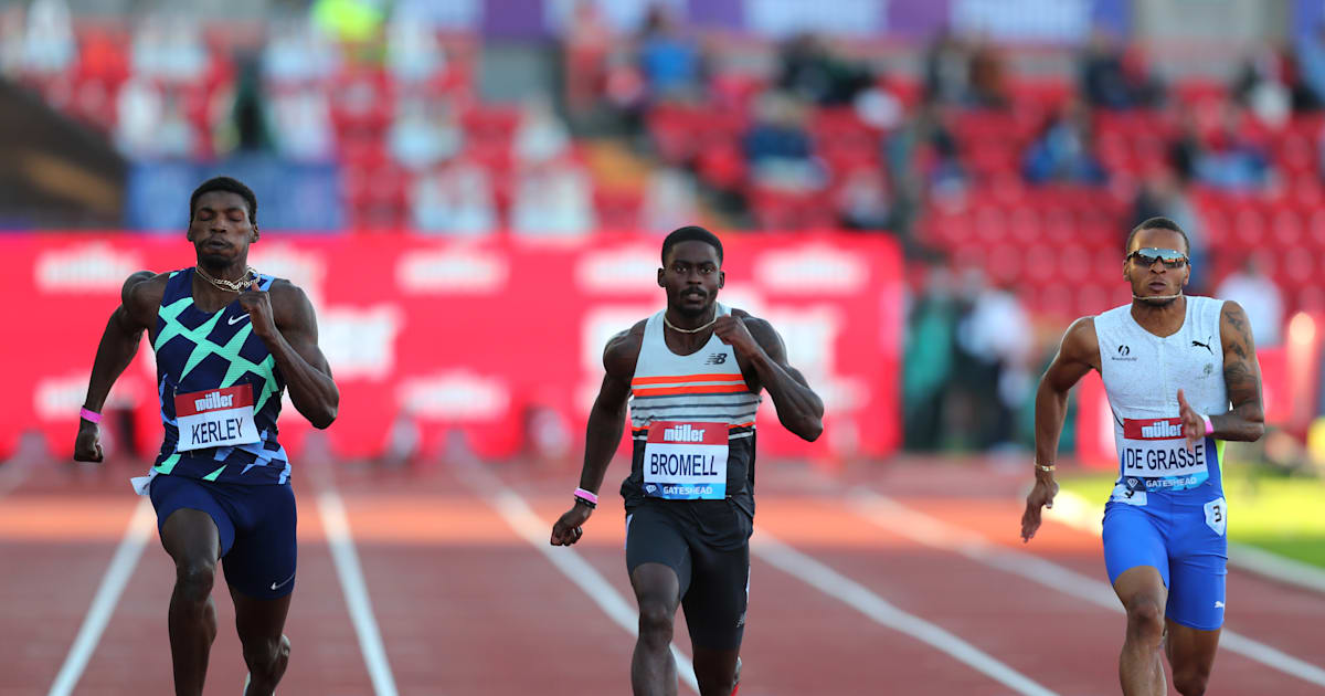 Tokyo Olympics, men's 100m final: Trayvon Bromell, Yohan Blake and others chase Usain Bolt's crown - watch live in India