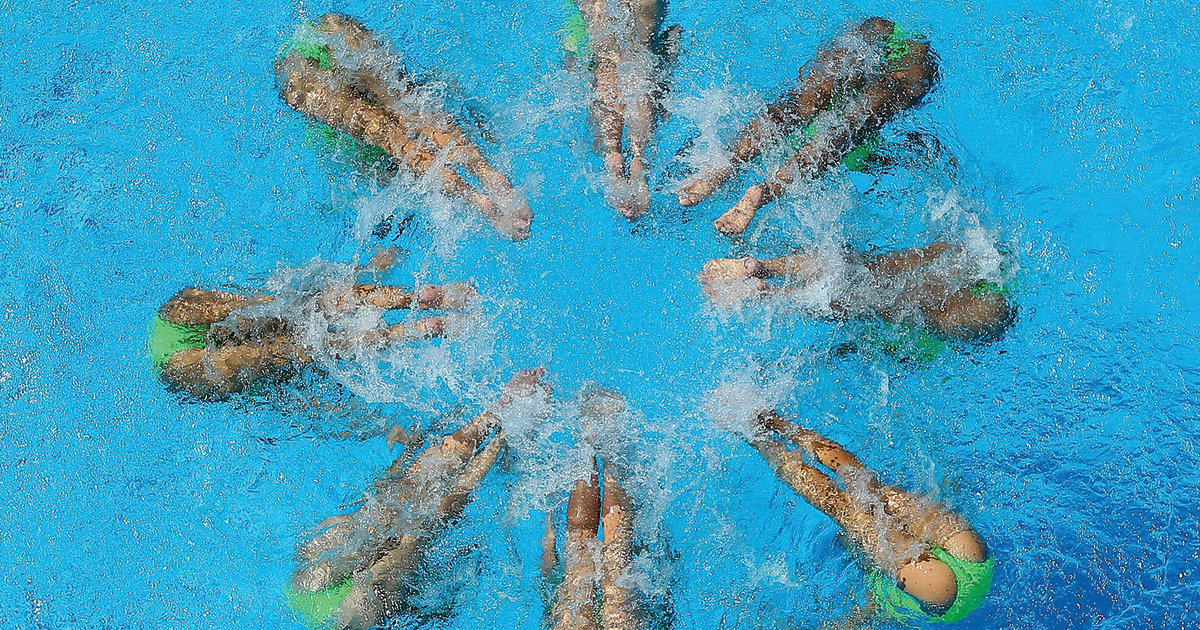 Artistic Swimming - News, Athletes, Highlights & More