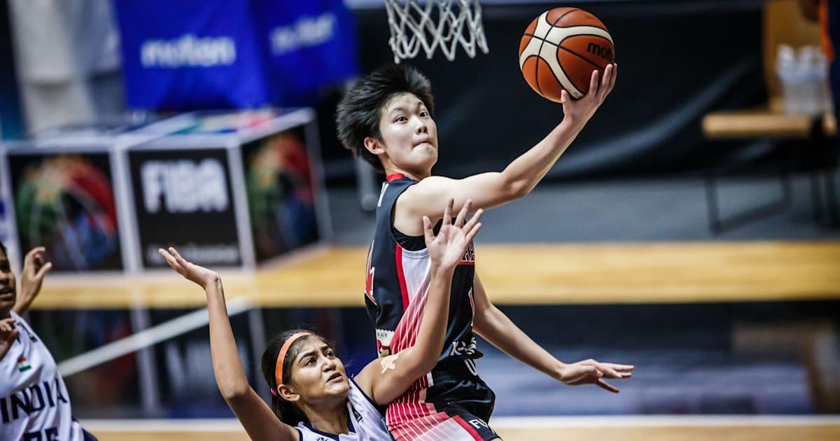 3位決定戦および決勝 | FIBA U-1...