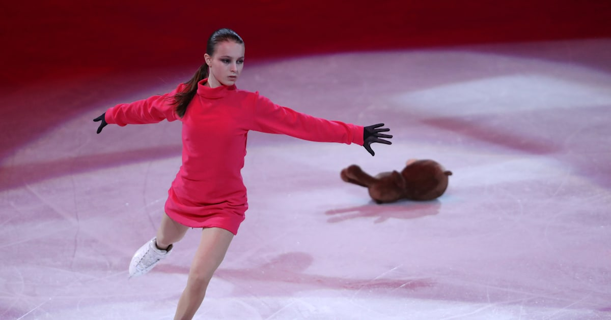 """Anna Shcherbakova exclusive: """"On the way to Worlds, sometimes I just wanted to give up"""""""