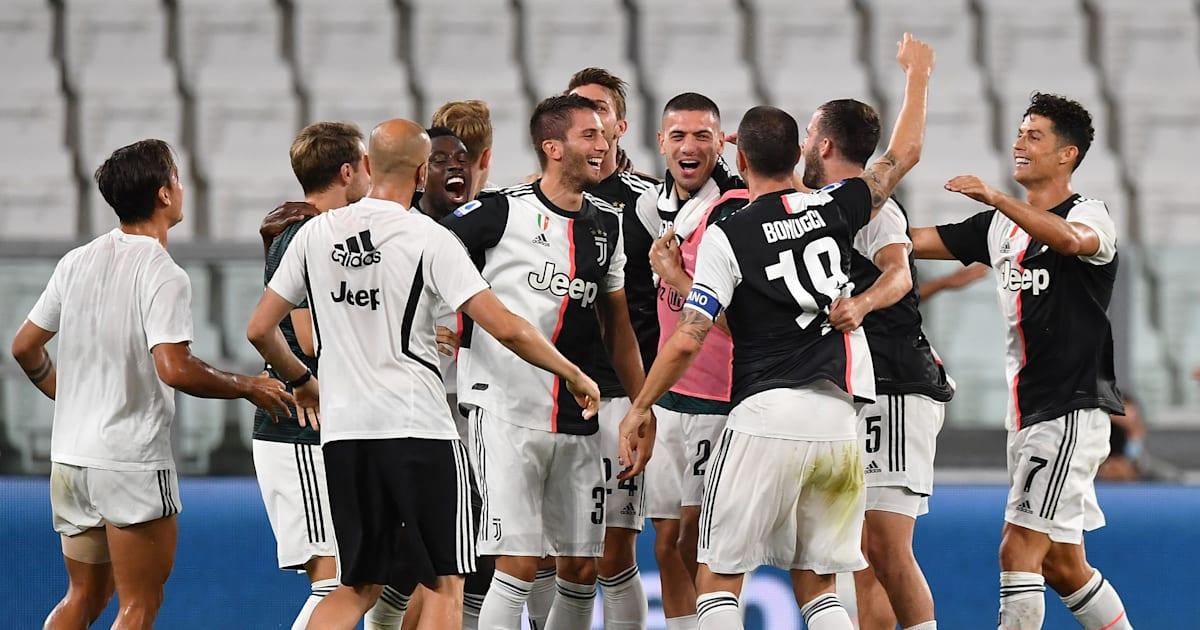 Highlights of Juventus' 2019-20 Serie A season: Ronaldo, Dybala script title win