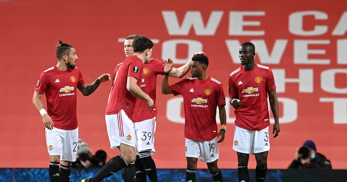UEFA Europa League 2020-21, Round of 16: Manchester United, AC Milan look to progress - watch live