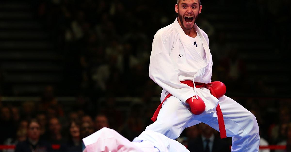 Karate - News, Athletes, Highlights & More
