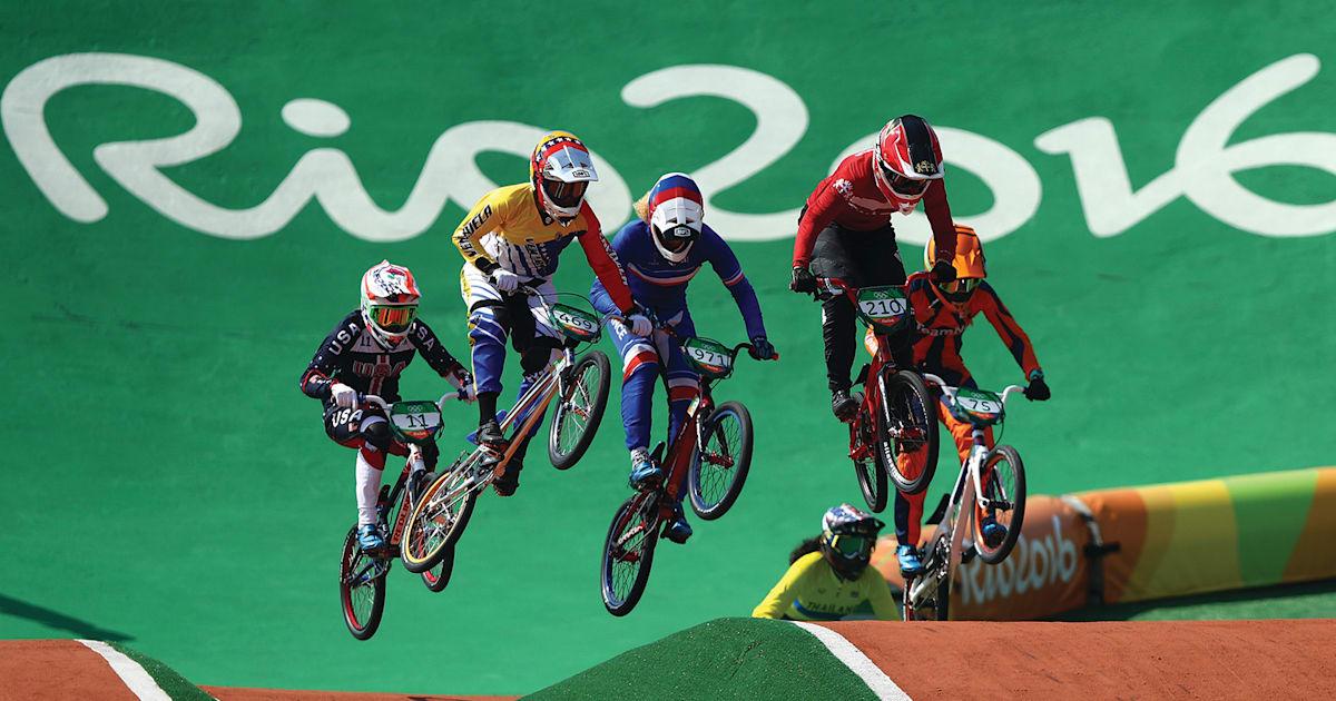 BMX Racing - News, Athletes, Highlights & More