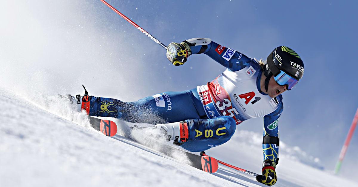 Junior Ski Champ River Radamus On Resilience And Overcoming Failure