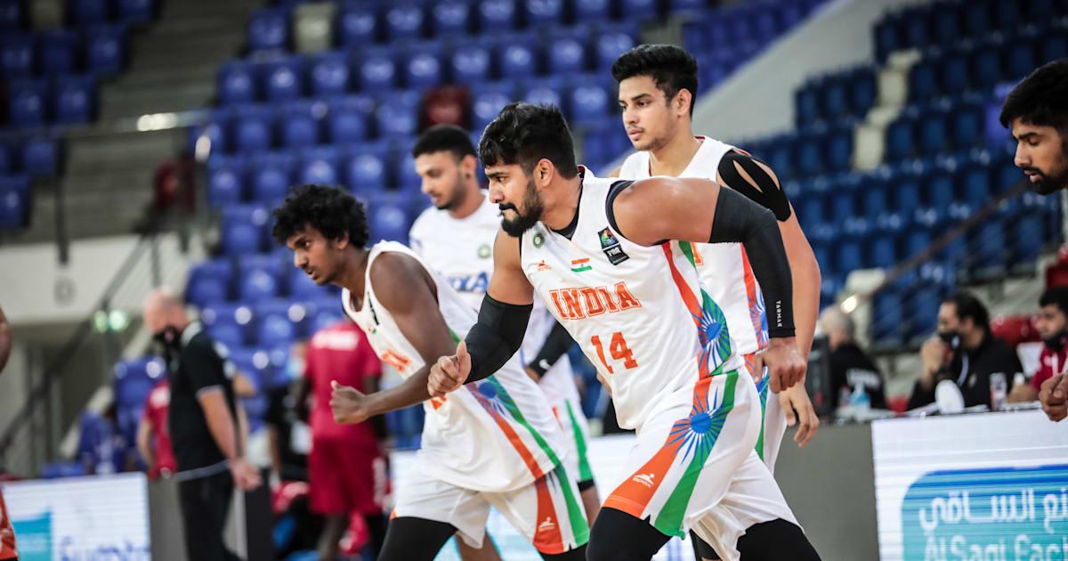 FIBA Asia Cup 2021 final round qualifiers: India vs Palestine - watch live